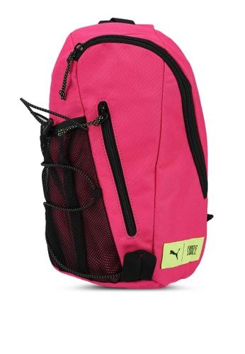 PUMA pink PUMA x First Mile Crossbody Bag 323CAAC8184FEBGS_1