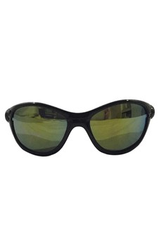Fashion Sporty Sunglasses Mirrorized Lens # 9809
