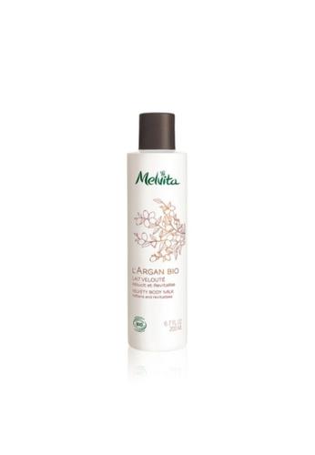 MELVITA Melvita Velvety Body Milk 200ml F0C52BECDEC917GS_1