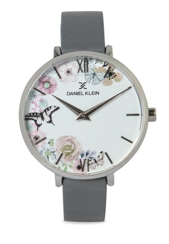 Daniel Klein grey Jam Tangan Wanita DK11815-5 Genuine Leather CA8F9AC79EF76BGS_1