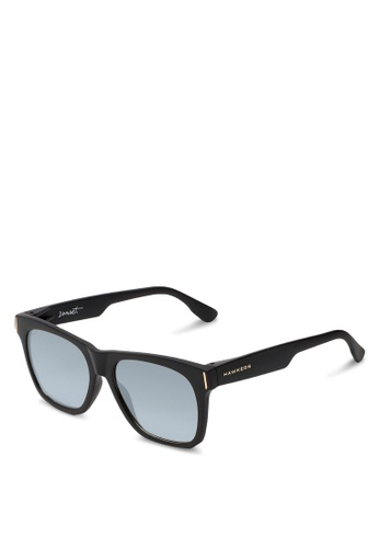 Hawkers black HAWKERS Carbon Black Silver SUNSET Sunnies 7DE00GLA945310GS_1