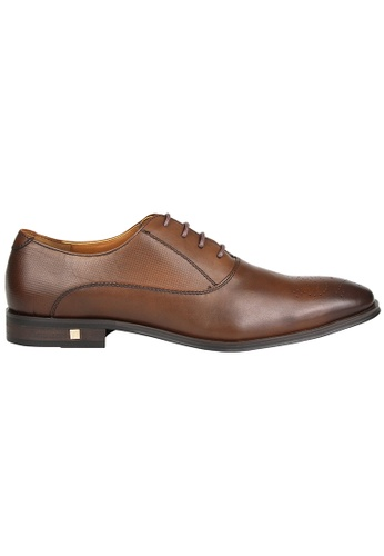 Tomaz brown Tomaz F175 Lace Up Formal (Coffee) ABAC2SHF4DD153GS_1
