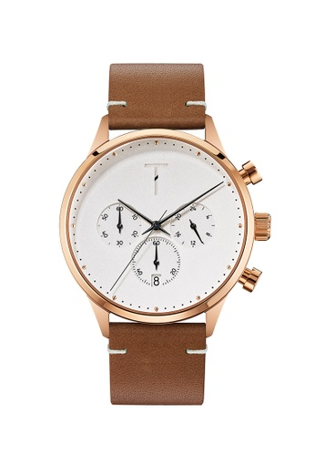 Tylor brown Fly High Chronograph Watch ECF27AC5323C37GS_1