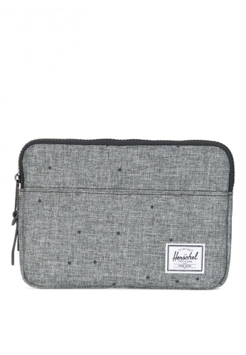 Herschel grey Anchor Mini Sleeves HE958AC0K9XKPH_1