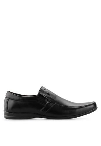 Watchout! Shoes black Loafer WA021SH25WLAID_1