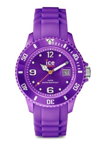 Ice Fesprit 評價orever 永恆矽膠腕錶, 錶類, 休閒型