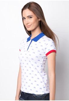 Full Printed Polo Shirt