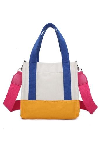 Milliot & Co. multi Naomi Top-Handle Bag 8B21AACC2A490EGS_1