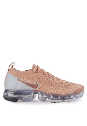 Nike orange and multi Nike Air Vapormax Flyknit 2 Shoes 49EF9SHEA680A0GS 1 9ccd547cf7