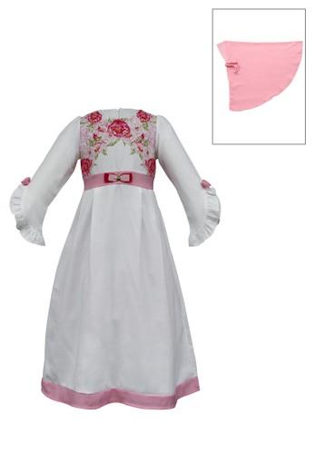 ODAIBA white Muslim Anak-ODM 41 1/4 79171KA1617AD7GS_1