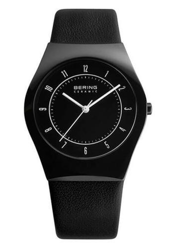 Bering black Ceramic 32035-442 Black 35 mm Unisex Watch 1999AAC1CAEB95GS_1