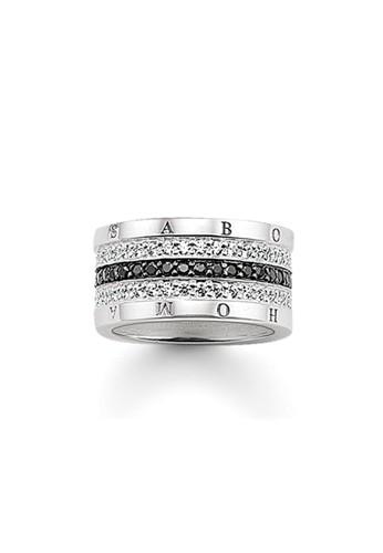 Thomas Sabo black Ring Eternity Classic 0A831AC0257849GS_1