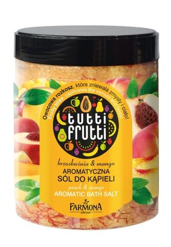 Tutti Frutti Tutti Frutti Peach And Mango Aromatic Bath Salt 4D74EBE60F2922GS_1