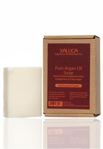xaluca Xaluca Moroccan Argan Oil Soap CB03DBED25A850GS_1