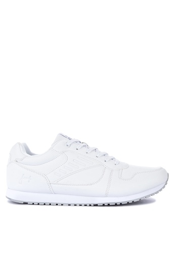 Jump white Jed Sneakers 70CB9SH3AE128AGS_1