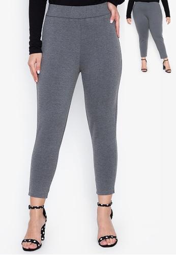 Wear Kris grey Keira Leggings B29A9AA0DFD5A2GS_1