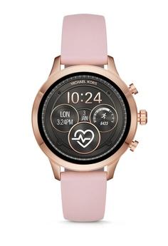 fe450fb971b8 MICHAEL KORS pink Runway Touchscreen Smartwatch MKT5048 EF6E1AC59DA9B4GS_1