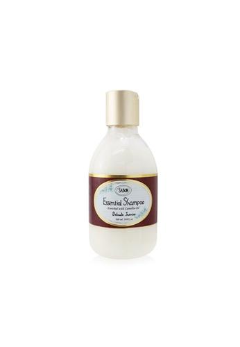 Sabon SABON - Essential Shampoo - # Delicate Jasmine 300ml/10oz 56086BEA30CC23GS_1