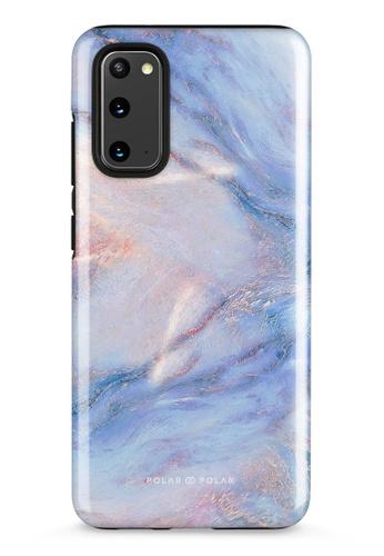 Polar Polar pink Fairy Samsung Galaxy S20 5G Dual-Layer Protective Phone Case (Glossy) 1E2EEAC1C6AFCCGS_1