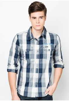 Rodeo Long Sleeved Polo