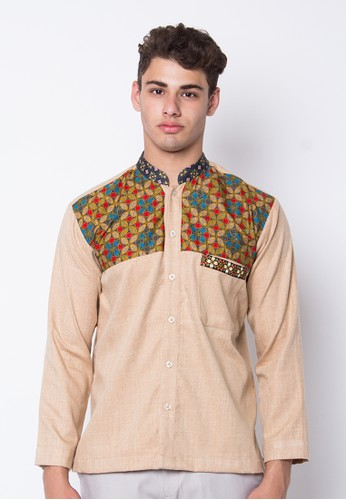Batik Etniq Craft Koko Long Sleeve Trikot