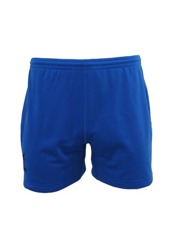 AMNIG AMNIG Rugby Player Shorts (Royal Blue) AM133AA99JLKMY_1