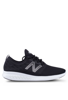 buy online 1e6e8 55392 New Balance black NB Sport Fresh Foam Shoes 32C90SH77F719EGS 1