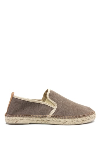 TONI PONS brown DALLAS ELASTIC TEXTIL - Slip-On Espadrilles 25B18SH2779EA2GS_1