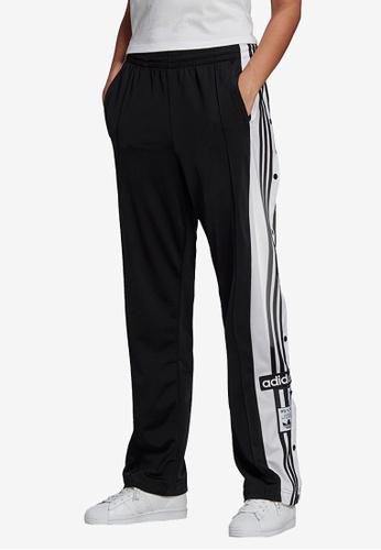 ADIDAS 黑色 adicolor classics adibreak track pants 8E5D4AAAAC7564GS_1