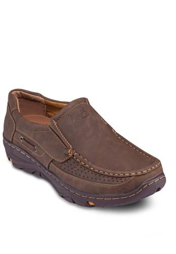 沖孔esprit 童裝厚底樂福鞋, 鞋, 鞋