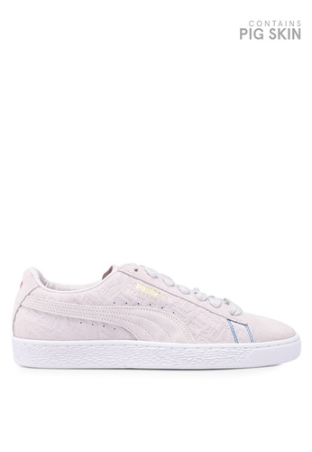 a97d895af18 Buy Puma Select Suede Classic Seoul Shoes Online on ZALORA Singapore