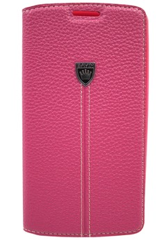 Bavin Leather Flip Cover Case for LG-G3