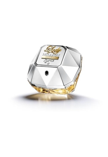 Paco Rabanne white Paco Rabanne Lady Million Lucky Eau De Parfum 80ml 36BE6BED74E639GS_1