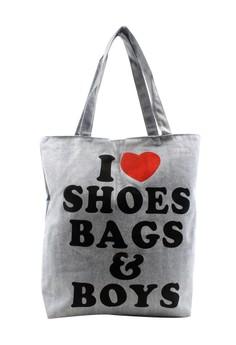 Ilovesbb G Tote Bag