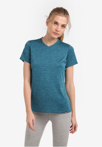 Patagonia blue Cap Daily T-Shirt PA549AA0RQBVMY_1