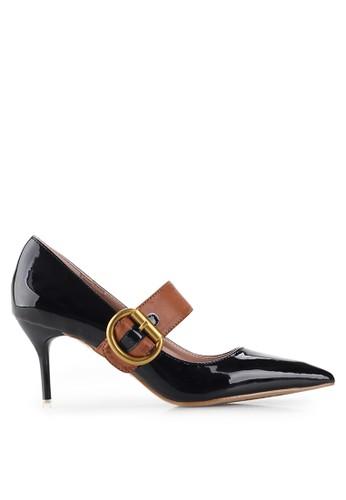 J'adore Black Heels