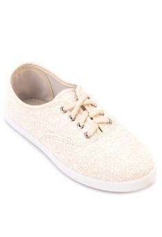 Ladies' Lace Sneakers