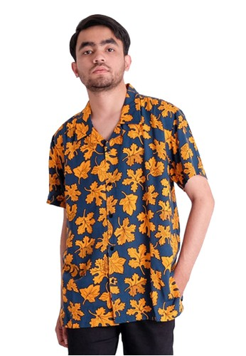 Sogno navy Shirt Printing Pria Amry ID SW 600 A3952AA01AE248GS_1