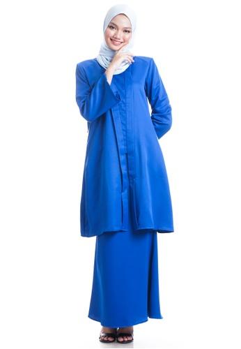 Ashura blue Azarein V-shaped Kebarung 38D64AA6C03488GS_1