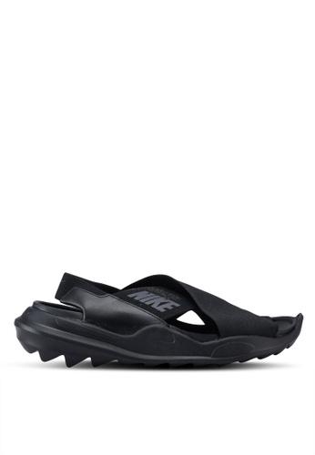 Nike black Women's Nike Praktisk Sandals 15CEASHC5C76AEGS_1