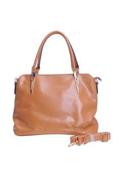 Stylish Shoulder Plain design Hand Bag