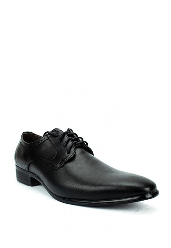Cardam's Lifestyle black George Formal Shoes 264A0SH3587892GS_1