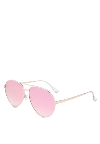 445409d3969dd1 Quay Australia gold Just Sayin Sunglasses 149FDGL2D66573GS 1