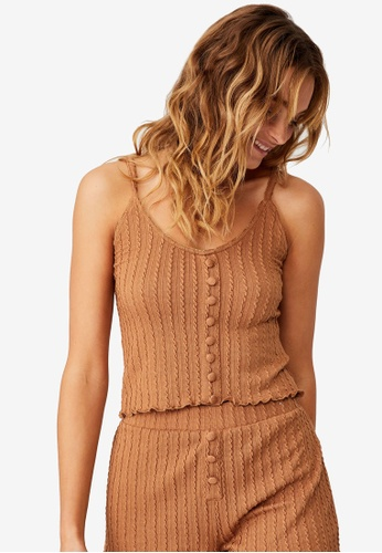 Cotton On Body multi Knit Bed Tank Top 64826AADA6C10FGS_1