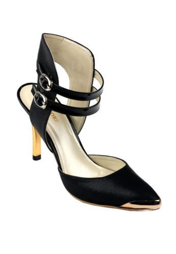 High Heels Claymore MZ - 22 Black