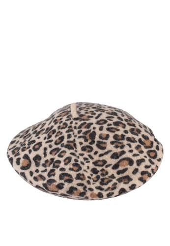ALDO brown Galoavia Hat EF433AC18B051BGS_1