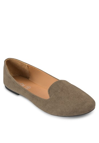 暗紋Sadie 樂福,esprit 台北 女鞋, 鞋