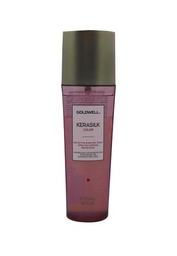label.m pink Goldwell Kerasilk Colour Blow Dry Spray 125ML 52153BE40936ADGS_1