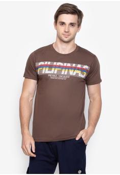 1d606acddd FrancisM Clothing Co. brown Pilipinas Tri T-shirt 32A0DAA066D9B1GS 1