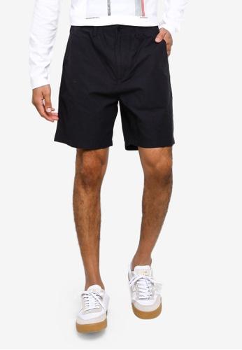 GAP navy Linen Easy Shorts C8655AA6183D03GS_1